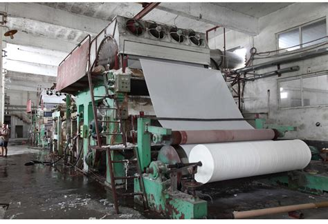 Paper Equipment - china 2400mm quality toilet paper machine