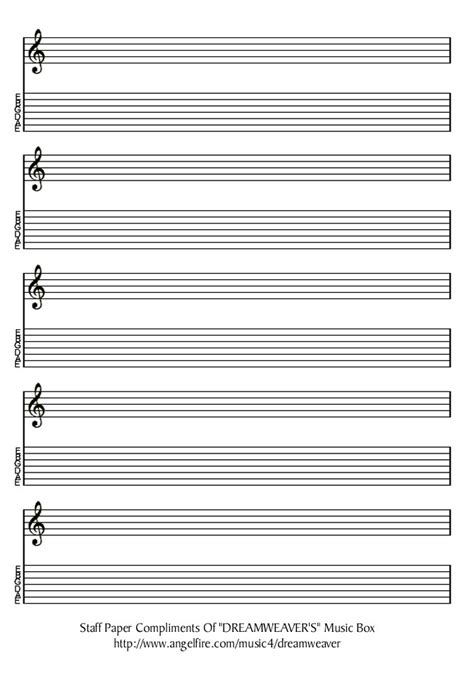 printable staff paper for guitar search results for blank tab paper calendar 2015