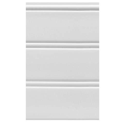 interior paneling home depot house of fara w96wp 12 sq ft white vinyl reversible