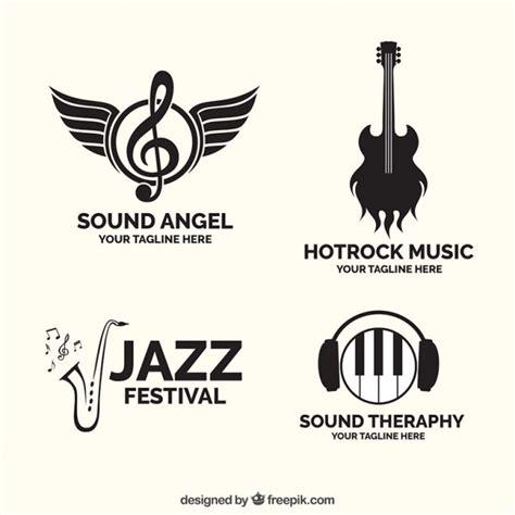 imagenes para logos musicales cole 231 227 o de logotipos de m 250 sica baixar vetores gr 225 tis
