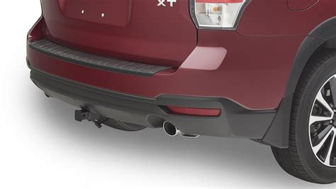 Subaru Rear Bumper Cover by 2017 Subaru Forester Rear Bumper Cover Security