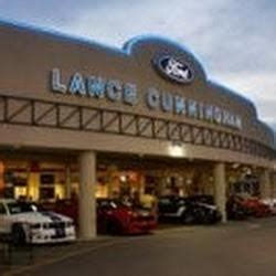 Lance Cunningham Ford car dealership in Knoxville, TN