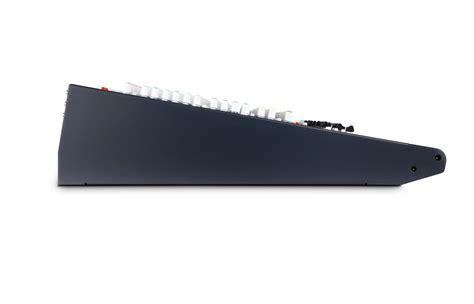 Mixer Allen Heath Gl2400 Bekas gl2400 16 allen and heath dual function live sound
