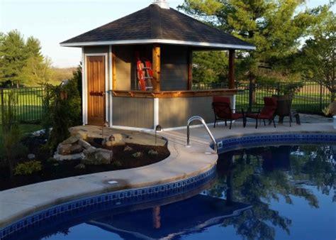 barside pool houses xft