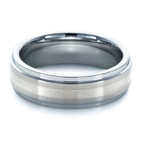 s tungsten and platinum ring 1334 bellevue seattle