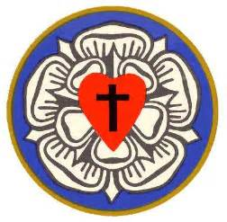 Martin luther s seal the five petalled rose on martin luther s seal