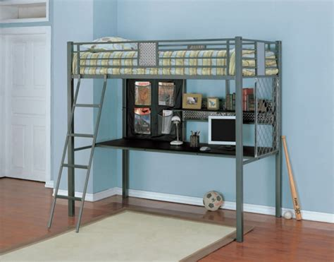 le lit mezzanine et bureau plus d espace archzine fr