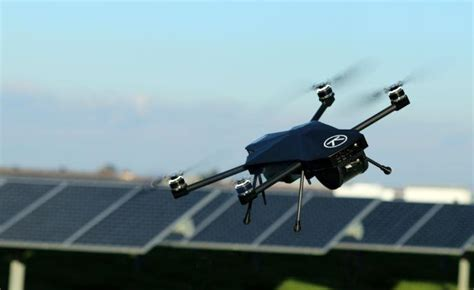 drone as a service to replace security guards asmag