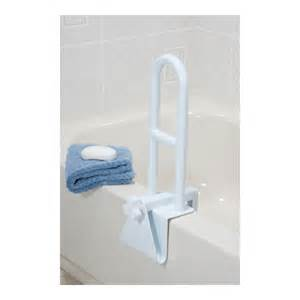 drive parallel bathtub grab bar safety rail rail parallel