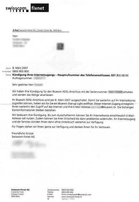 Kündigung Muster Bei Todesfall Jacobl 246 K 187 Swisscom Und Post Piet 228 Tslose Peinlichkeiten Nach Todesfall