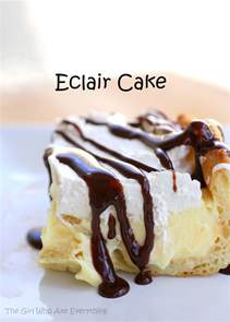 eclair kuchen chocolate eclair cake the who ate everything
