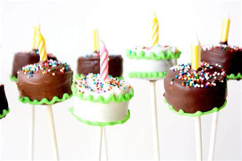 pop birthday munchkin munchies birthday cake brownie pops