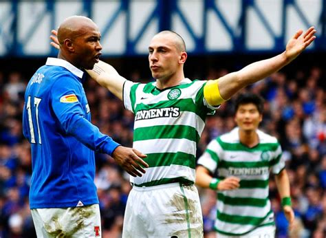 S W A T Rangers Brown celtic captain brown relives rangers goal and