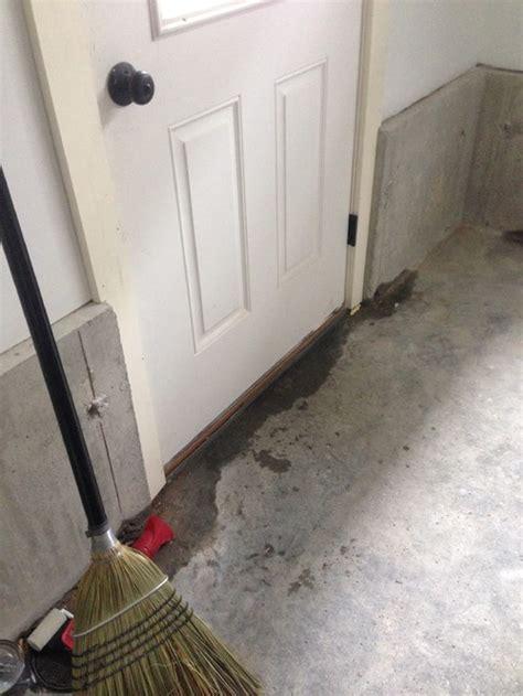 Garage Door Leaks Diagnose My Door Leak