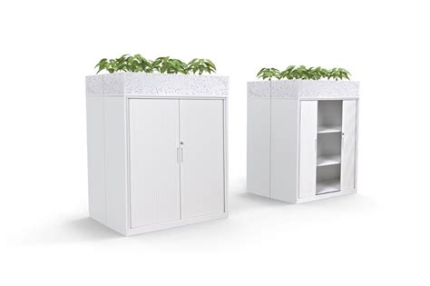 Office Planter Boxes by Lunar Tambour Door Cabinet Ddk Commercial Office Furniture