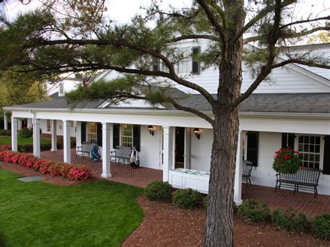 Cabins At Augusta National by On The Range With The 1 In Golf At The 2014 Masters