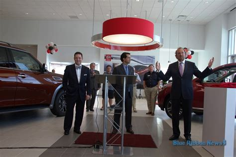 fenton nissan fenton nissan of rockwall officially opens with grand