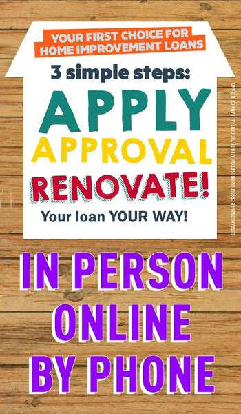 best way to get a home improvement loan 28 images