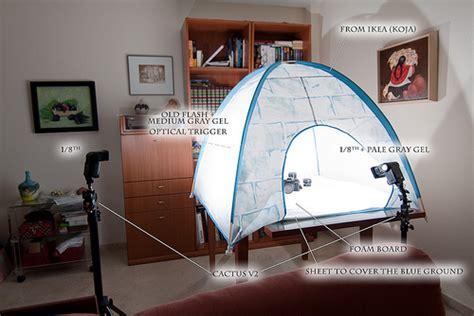 te bancia riecco la tenda di ikea stavolta come softbox nonsoloreflex