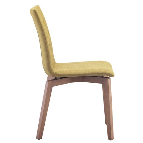 Orson Chair by Modern Dining Chairs Orson Pea Dining Chair Eurway