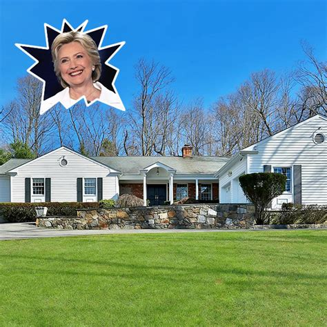 The Clintons Buy The House Next Door In Chapaqqua Lonny