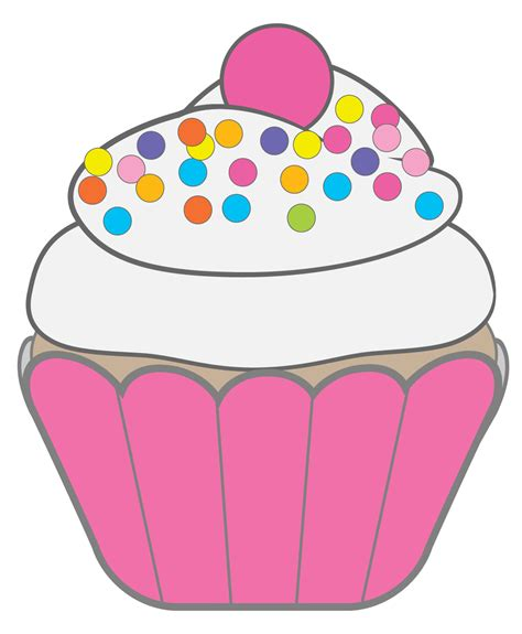 cupcake clipart cupcakes muffins cherry cheerios