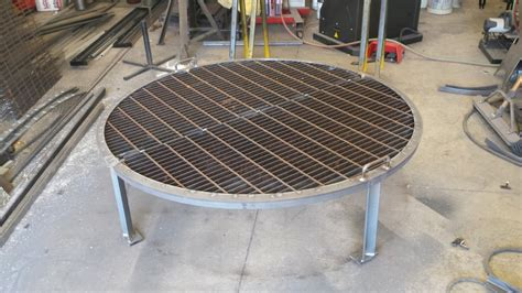firepit grill 2 sd metalworks