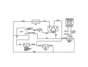 snapper mower wiring diagram wiring diagram website