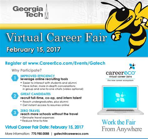 Uga Mba Career Services by Tech Career Fair C2d2