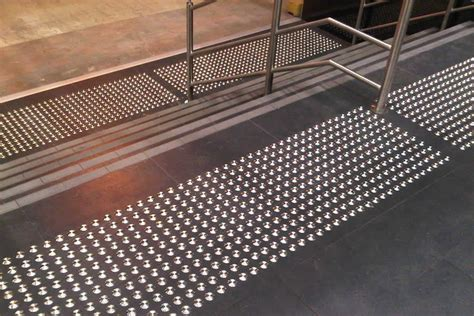 floor ls for visually impaired tactile indicators grip