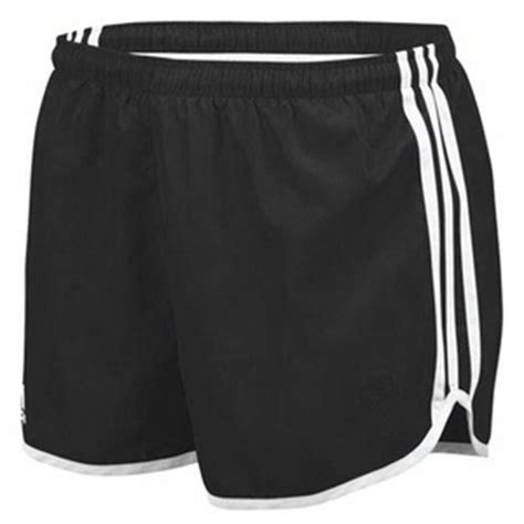 athletic color adidas athletic running climalite shorts color white