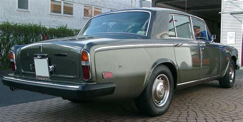 lada ad alta pressione rolls royce silver shadow auto d epoca anni 60
