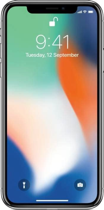 apple iphone x silver 64 gb at best price with great offers only on flipkart