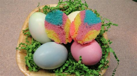 amazing easter eggs amazing easter cupcakes in egg shells desserts corner