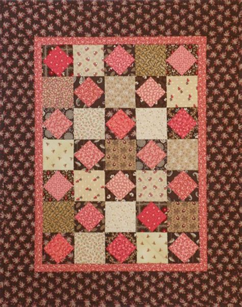 17 best images about pink brown quilts on
