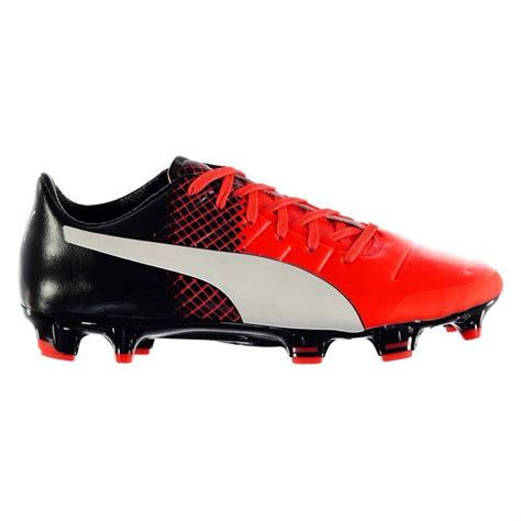 power football shoes mens evo power 2 3 firm ground football boots lace up