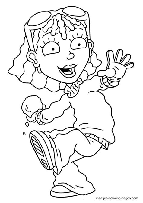 coloring pages rocket power rocket power 62 cartoons printable coloring pages