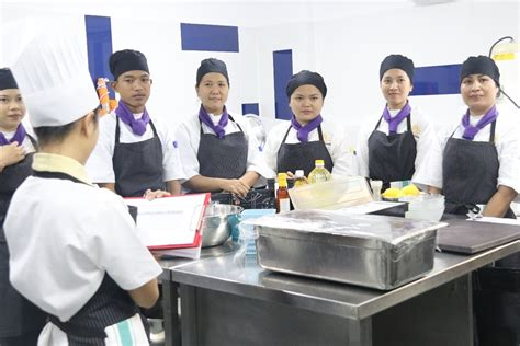 Cold Kitchen by Day Of Class For Acac Students