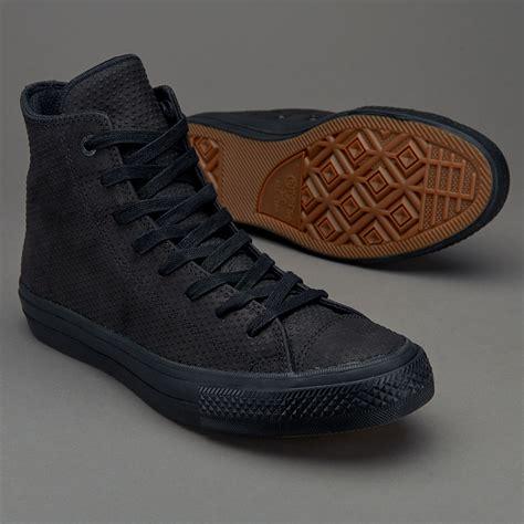 Sepatu Converse Boot sepatu sneakers converse chuck all ii hi black