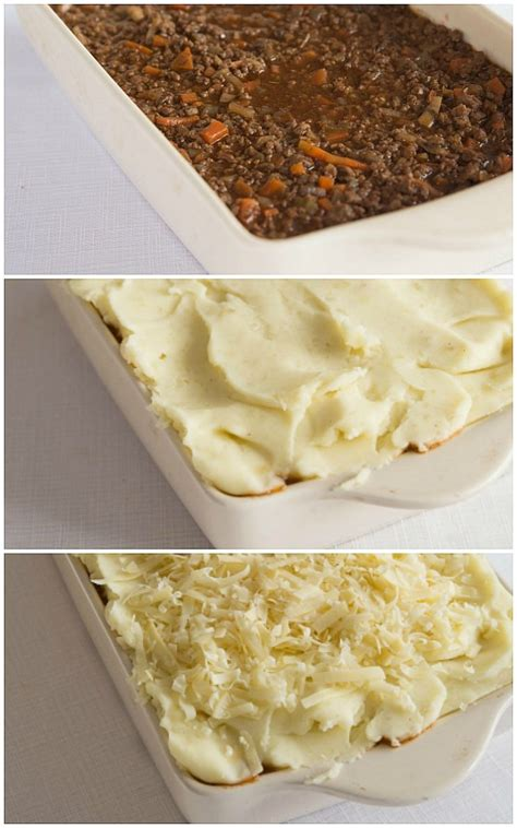 how do you make cottage pie s traditional cottage pie don t go bacon my