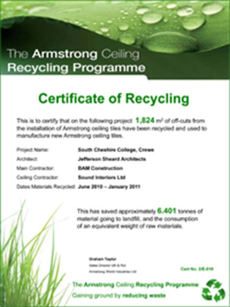certificate of recycling template index of cdn 29 2008 126