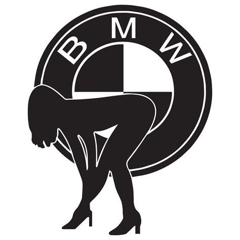 Bmw Girl Sticker by Bmw Logo Girl Vis Alle Stickers Foliegejl Dk