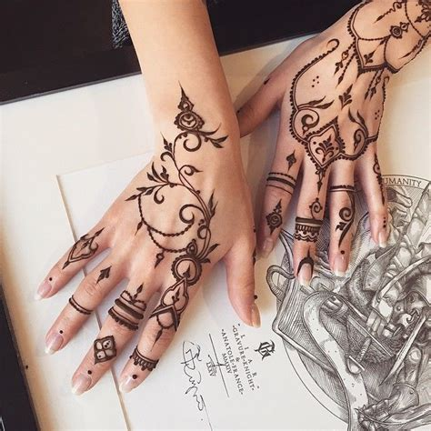 how do henna tattoos work 10 best ideas about on jewelry