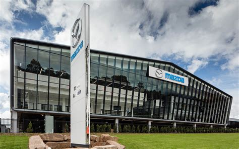mazda hq new home hiroshima rewards mazda australia goautonews