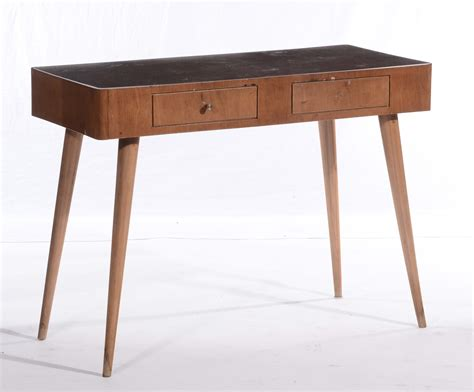 ufficio cambi collezione mazzocchi gio ponti scrivania in legno d acero