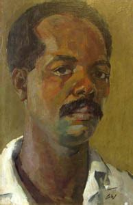biography of jamaican artist osmond watson about face revisiting jamaica s first exhibition in