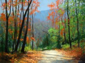 Landscape Pictures For Acrylic Painting Easy Acrylic Paintings For Beginners Landscapes Workshop