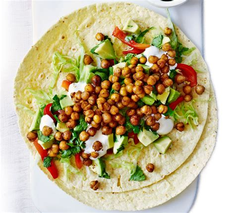 Good Christmas Dishes For Kids #1: Roasted-chickpea-wraps.jpg