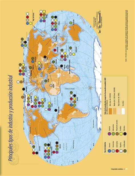 Atlas De Geografa Del Mundo 5 Grado Ciclo 2015 2016 | atlas de geograf 237 a del mundo quinto grado 2017 2018