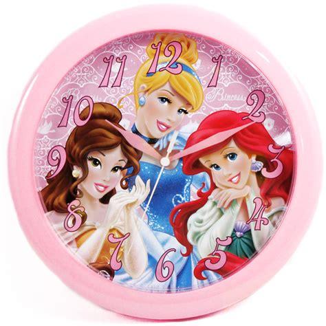 Kids wall mount clock childrens collectible 10 034 quartz room decor 8 characters ebay